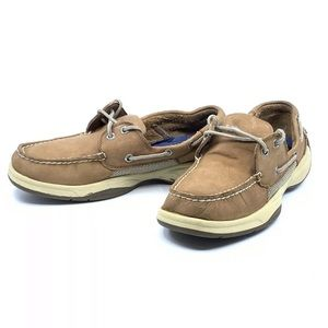 Sperry Intrepid 2 Eye Leather Boat Shoes
